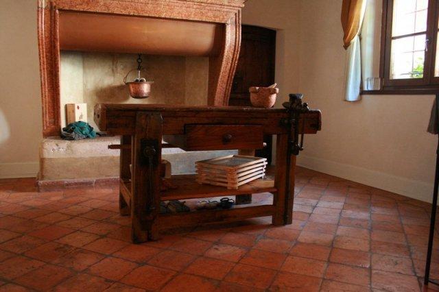 Tavoli Da Lavoro Vecchi : Genovesi antichità restauri galleria restauri di mobili e